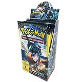 Cartas Pokémon Sol y Luna Sombras Ardientes Caja de 24 Sobres, Juego de Cartas Coleccionables Pokémon Serie Sol y Luna Sombras Ardientes, Cartas Pokémon en Castellano (Cada sobre Contiene 3 Cartas)