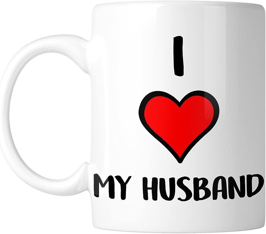 I Love My Husband 11 Oz Mug 1 Mug