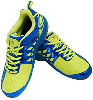 13 Yellow//Black Harrow Sneak Indoor Court Shoe