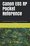 Canon EOS RP Pocket Reference: Portable Pocket Guide for Canon Digital Mirrorless Camera