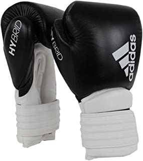 adidas Hybrid 100 Boxing Gloves - Boxing Training and Sparring Gloves for Punching Bag and Pads