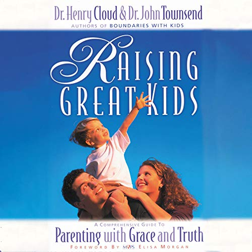 Raising Great Kids  By  cover art