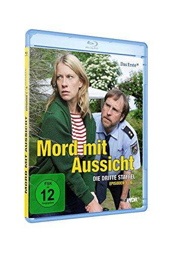 Mord mit Aussicht - Staffel 3.1 [Blu-ray]