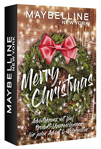 Maybelline New York Mini Adventskalender