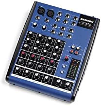 Samson MDR624 Mixer