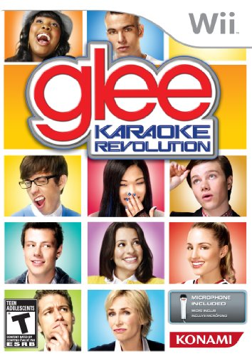 Karaoke Revolution Glee Bundle (Nintendo Wii)