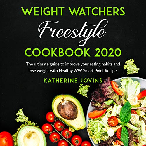 『Weight Watchers Freestyle Cookbook 2020』のカバーアート