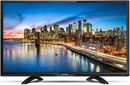 DYON Live 24 Pro 60 cm (24 Zoll) Fernseher (Full-HD, Triple Tuner (DVB-C/-S2/-T2), Hotelmodus, PC-Monitor-Anschluss)