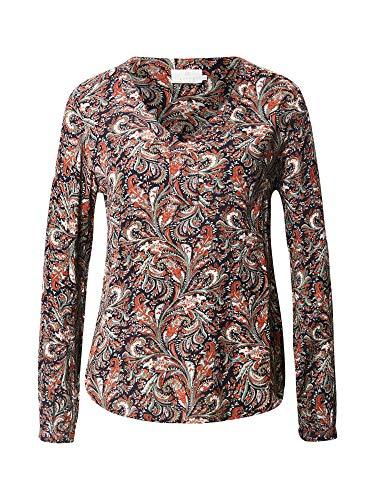 KAFFE Damen Bluse Kasaida rostrot 42 (XL)