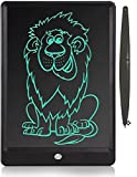 BESTOR® LCD Writing Tablet 10 Inch Drawing Pad, Board for Kids, Traveling Gift Toys for 2 3 4 5 6 Year Old Boys and Girls (10 INCH, Black)