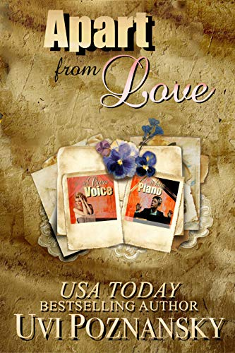 Book: Apart From Love by Uvi Poznansky