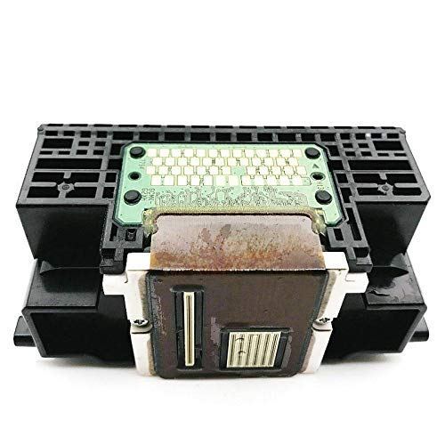 Neigei Accesorios de Impresora QY6-0080 Cabezal de impresión Cabezal de impresión Cabezal de Impresora Apto para Canon IP4820 IP4840 IP4850 IX6520 IX6550 MX715 MX885 MG5220 MG5250 MG5320 MG5350