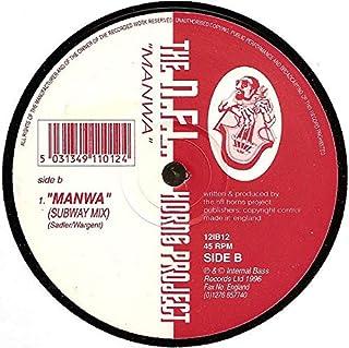 Manwa [Vinyl Single 12'']