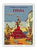 Spanien – Andalusien – Iberia Air Lines of Spanien –