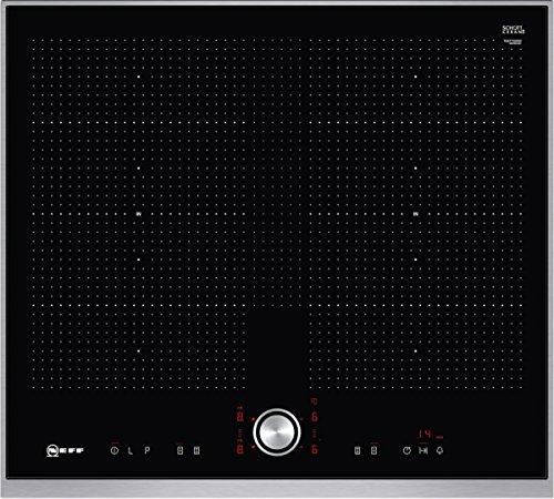 Cocina automática Neff TTT6660N / T66TT60N0 / Placa de inducción / 60 cm/TwistPad Flat / 2x Flexzone