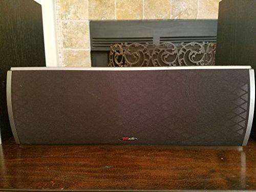 New Polk Audio CSi3 Center Channel Speaker (Single, Black)