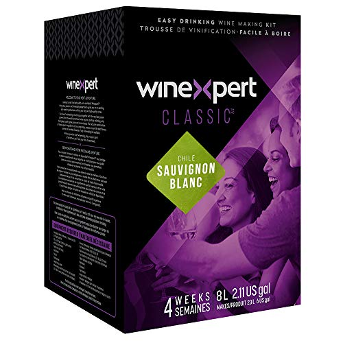 Classic Chilean Sauvignon Blanc Wine Ingredient Kit