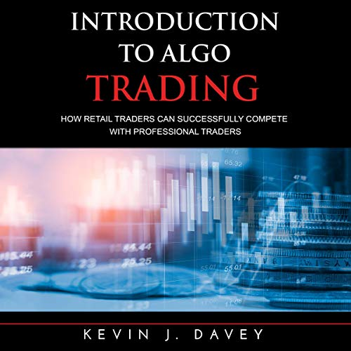 Introduction to Algo Trading audiobook cover art