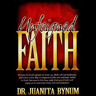 Unfeigned Faith audiobook cover art