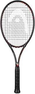HEAD Graphene Touch Prestige Pro 16x19 Black/Red Tennis Racquet (4 1/8