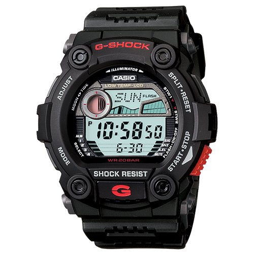 Relógio G-Shock G-7900-1DR c/Tabua de Marés