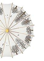 傘 メンズ レディース 長傘軽い 紳士傘 16本骨 大きい 撥水 晴雨男女兼用 プレゼント レトロ文学アンティークダブル傘 ストレートハンドル愛好家の傘 (しらかばの木-ホワイト,16ボーンウッドハンドルストレートロッド)
