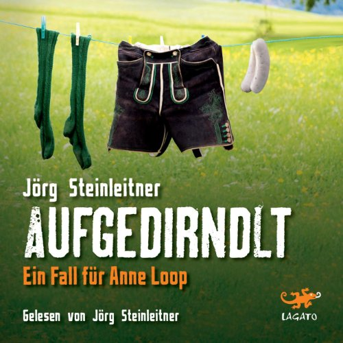 Aufgedirndlt audiobook cover art