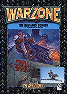 Warzone: The Bauhaus Bunker (A Boxed 3D Expansion Set for Warzone, Mutant Chronicles)