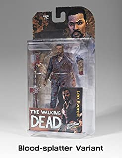 Walking Dead The Skybound Exclusive Lee Everett Bloody Chaser Action Figure
