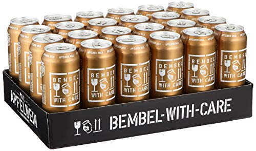 BEMBEL-WITH-CARE Apfelwein-Gold (24 x 500 ml)