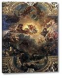 Apollo Slays Python by Eugene Delacroix - 19'...