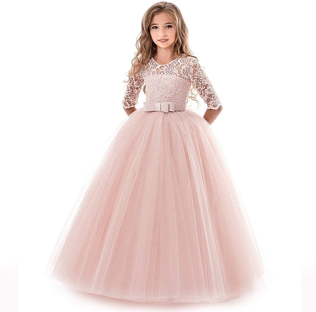 Amazon.com Girls Princess Dress 20 20 Years Old,Children Girls Kids ...