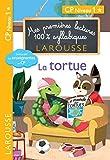 Mes premières lectures 100 % syllabiques Niveau 1 - La tortue
