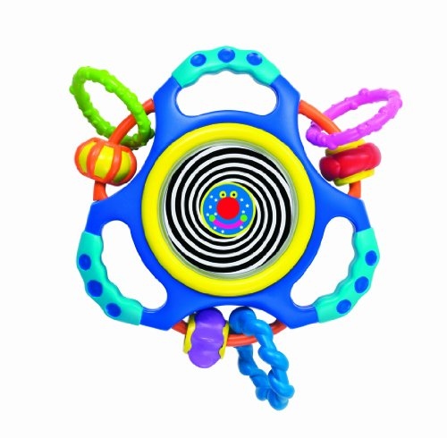 Manhattan Toy Jouet d'Activité - Busy Swirls