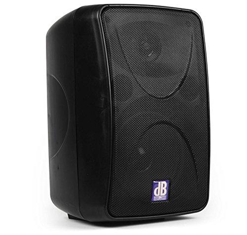 dB Technologies K70 altoparlante 50 W Nero