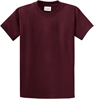 Mens Heavyweight 6.1-Ounce, 100% Cotton T-Shirts in Regular, Big and Tall Sizes