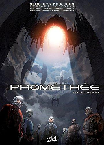 Prométhée T13: Contacts