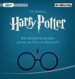 Harry Potter - Die Gesamtausgabe - gelesen von Felix von Manteuffel - Hoerverlag DHV Der - 21/11/2016