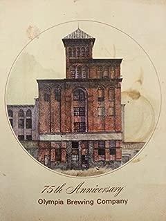 75th Anniversary Olympia Brewing Company