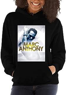 Anune Marc Anthony Tour 2019 8 Women's Hoodie Sweatshirt