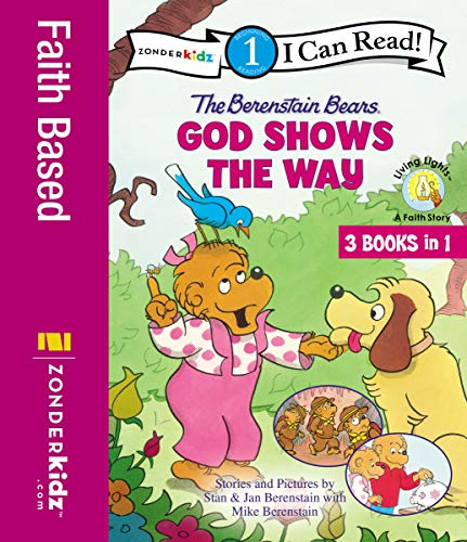 The Berenstain Bears God Shows the Way: Level 1 (Berenstain Bears/Living Lights: A Faith Story) (English Edition)