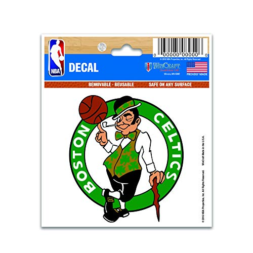 NBA Boston Celtics Multi-Use Decal 3' x 4'