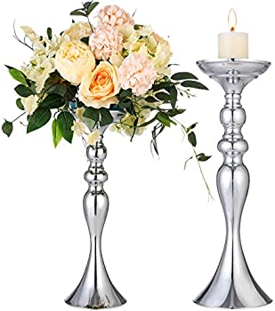 Best silver table centerpieces Reviews