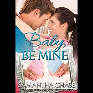 Baby, Be Mine audiobook cover art
