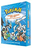 Pokemon Pocket Comics Box Set: Black & White / Legendary Pokemon: 1 (Pokémon Pocket Comics Box Set)