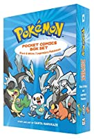 Pokemon Pocket Comics Box Set: Black & White / Legendary Pokemon (1)