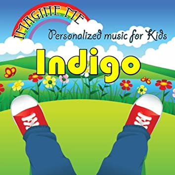 Imagine Me - Personalized Music for Kids: Indigo