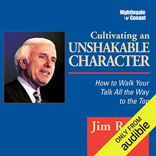 Couverture de Cultivating an Unshakable Character