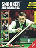 Snooker and Billiards: Skills - Tactics - Techniques - Second Edition (Crowood Sports Guides) - Clive Everton