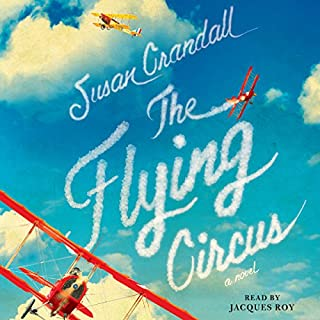 The Flying Circus audiobook cover art